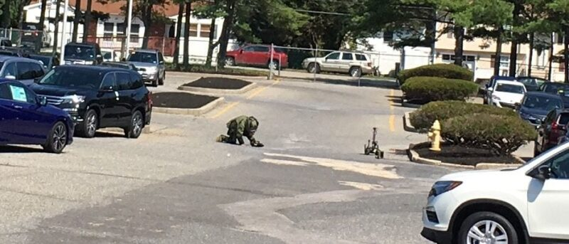 Police toms river pipe bomb was not real shore news for Toms river honda