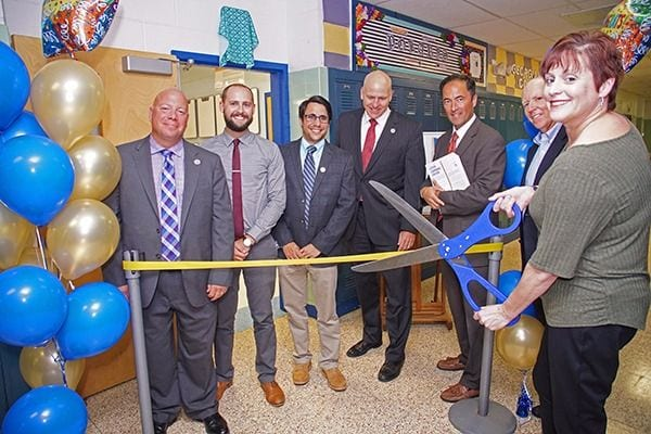 4e858442ab6 Toms River School District Celebrates Grand Opening of Grant-Funded ...
