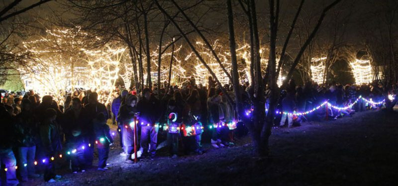 Wall Latest Township to Rally Against Large Private Christmas Light ...