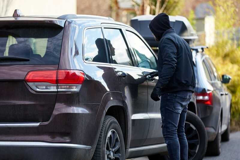 Deal Police: Your Fault if Your Car Gets Stolen Unlocked