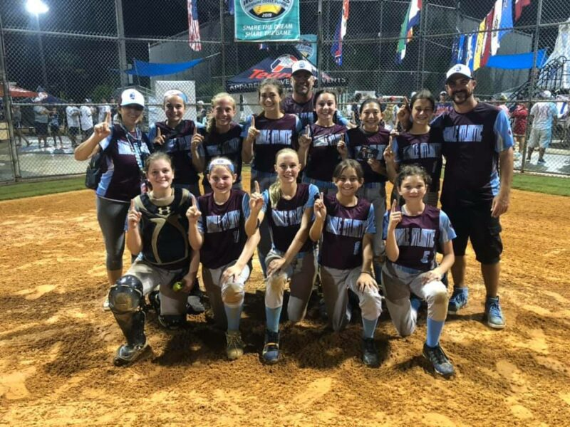 Egg Harbor Township Softball Wins Babe Ruth World Series – Shore