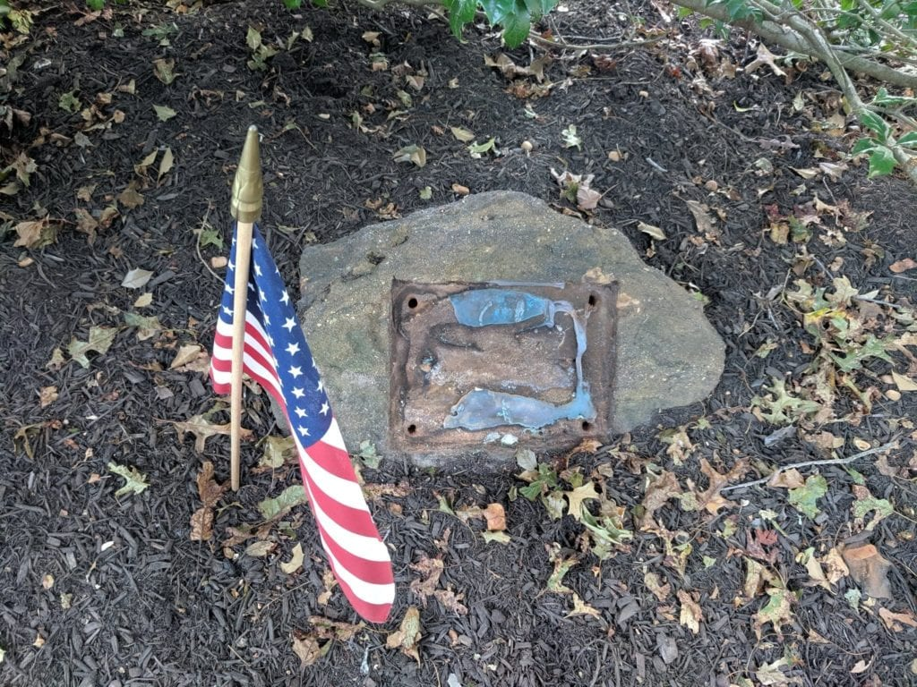 9/11 Memorial Vandalized; Reward Being Offered
