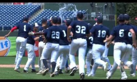 Jersey Shore wins the Carpenter Cup