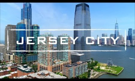 New Jersey / New York | 4K Drone Footage