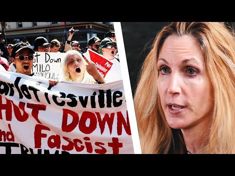 Ann Coulter Rightly Predicts Her UC Berkeley Protest