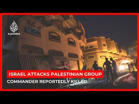 World News: Israel claims killing of Palestinian armed group's commander