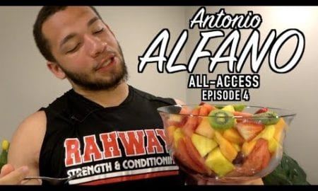 """JSZ Report: Antonio Alfano All-Access 