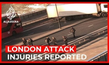 World News: Injuries after gunshots, stabbings near London Bridge area