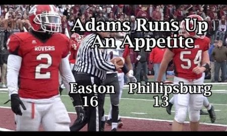 JSZ Report: Easton 16 Phillipsburg 13   113th Thanksgiving Rivalry Game