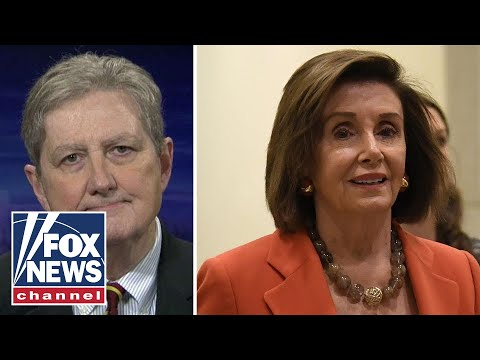 Fox News Report: Sen. Kennedy on impeachment inquiry: It's not only dumb, it's dangerous