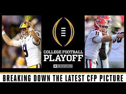 Potential for 2 SEC teams to make CFP   College Football Playoff   CBS Sports HQ