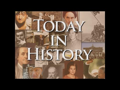 AP: Today in History for December 3rd