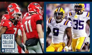 #4 Georgia at #2 LSU Preview   Inside College Football