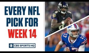 Brady Quinn and Pete Prisco make EVERY WEEK 14 NFL Pick | CBS Sports HQ