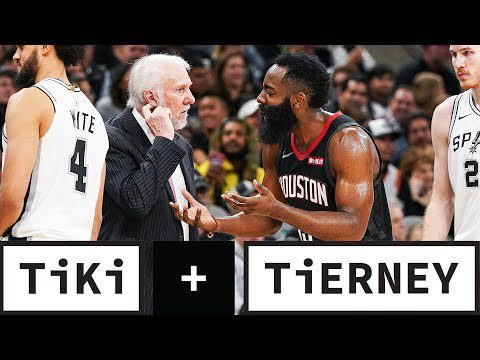 The Rockets Are Ridiculous Looking For NBA To Overturn Loss To Spurs | Tiki + Tierney