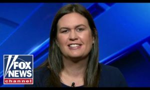 Fox News Report: Sarah Sanders on impeachment: Pelosi is making a big mistake