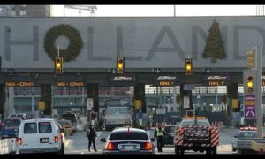 NJ.com Report: Holland Tunnel's new decor won't make you cringe this Christmas