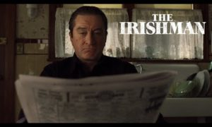 Entertainment: Feeling Every Shot: Thelma Schoonmaker, ACE on Editing The Irishman | Netflix
