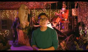 Travel: Inside Nashville Nightmare's Haunted Christmas Attraction – Travel Channel