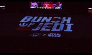 Hurricanes celebrate W with Star Wars Storm Surge