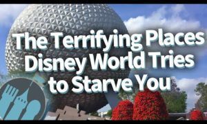 The Terrifying Places Where Disney World Tries to Starve You