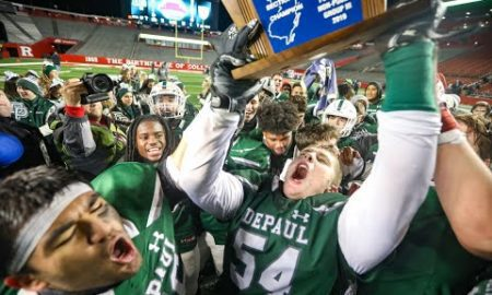NJ.com Report: HIGHLIGHTS: DePaul holds off Mater Dei to win NJSIAA Non-Public, Group 3 football championship