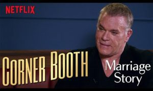 Entertainment: Ray Liotta Talks Marriage Story in the Corner Booth | Netflix