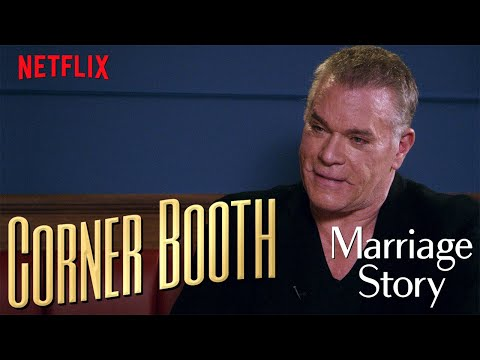 Entertainment: Ray Liotta Talks Marriage Story in the Corner Booth   Netflix