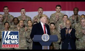Fox News Report: 'The Five' reacts to Trump visiting troops, peace talks with the Taliban