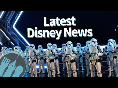Latest Disney Parks News: NEW Rides, Gutted Restaurants, TONS of Opening Dates and MORE!