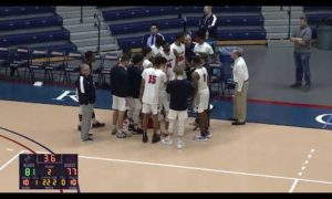 Ocean County News: Brookdale Men's Basketball vs Ocean County College Second Half