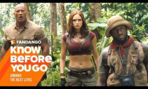 Watch: Know Before You Go: Jumanji: The Next Level | Movieclips Trailers