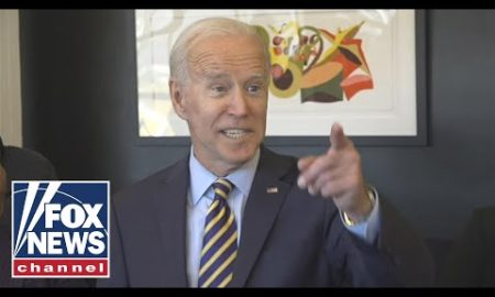 Fox News Report: Biden on Hunter's paternity case: 'That's a private matter, I have no comment'