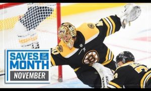 Best Saves of November | 2019-20 NHL Season