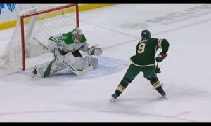 Mikko Koivu caps his 1,000th NHL game with SO winner for Wild