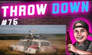 THROW DOWN #77 – New Jersey Shooting – Ghostbusters 3 –