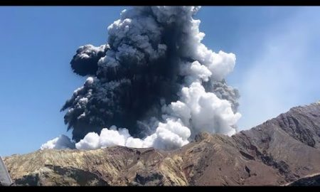 AP: Rescuer describes New Zealand's silent eruption