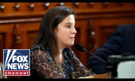 Fox News Report: GOP Rep. Stefanik grills Vindman over Biden and Burisma