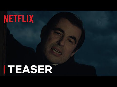 'Dracula': Claes Bang plays vampire in new trailer
