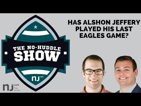 NJ.com Report: Why Alshon Jeffery has NOT played his last Eagles game, Redskins preview