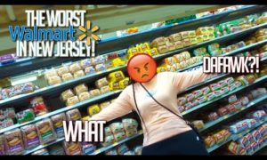 WE WENT TO THE WORST WALMART IN NEW JERSEY! [MY FIRST TIME VLOGGING]
