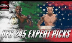 UFC 245: Expert picks with Rashad Evans | State of Combat