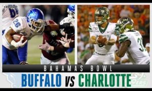 How To Bet The Bahamas Bowl With Expert Picks: Buffalo vs Charlotte | CBS Sports HQ