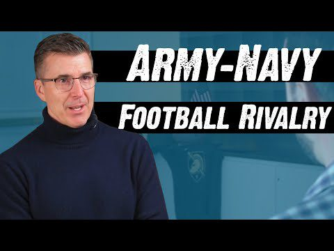 Rece Davis On The Army Vs Navy Rivalry