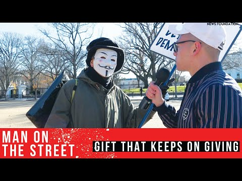 What Would You Get President Trump For Christmas?