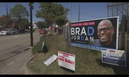 AP: Rapper Scarface in Houston City Council runoff