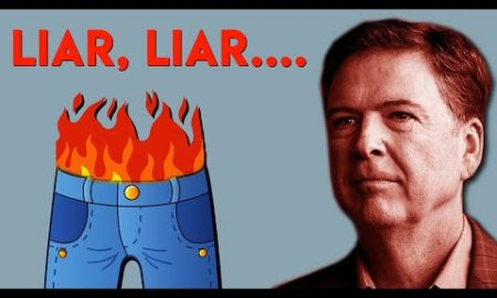 James Comey Is Lying To You