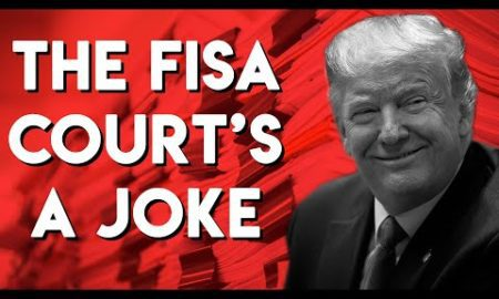 The IG Report Reveals The FISA Process Is A Joke
