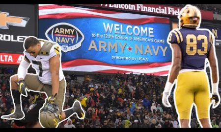 What Does The Army-Navy Game Mean To You?