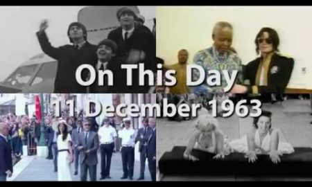 AP: On This Day: 11 December 1963